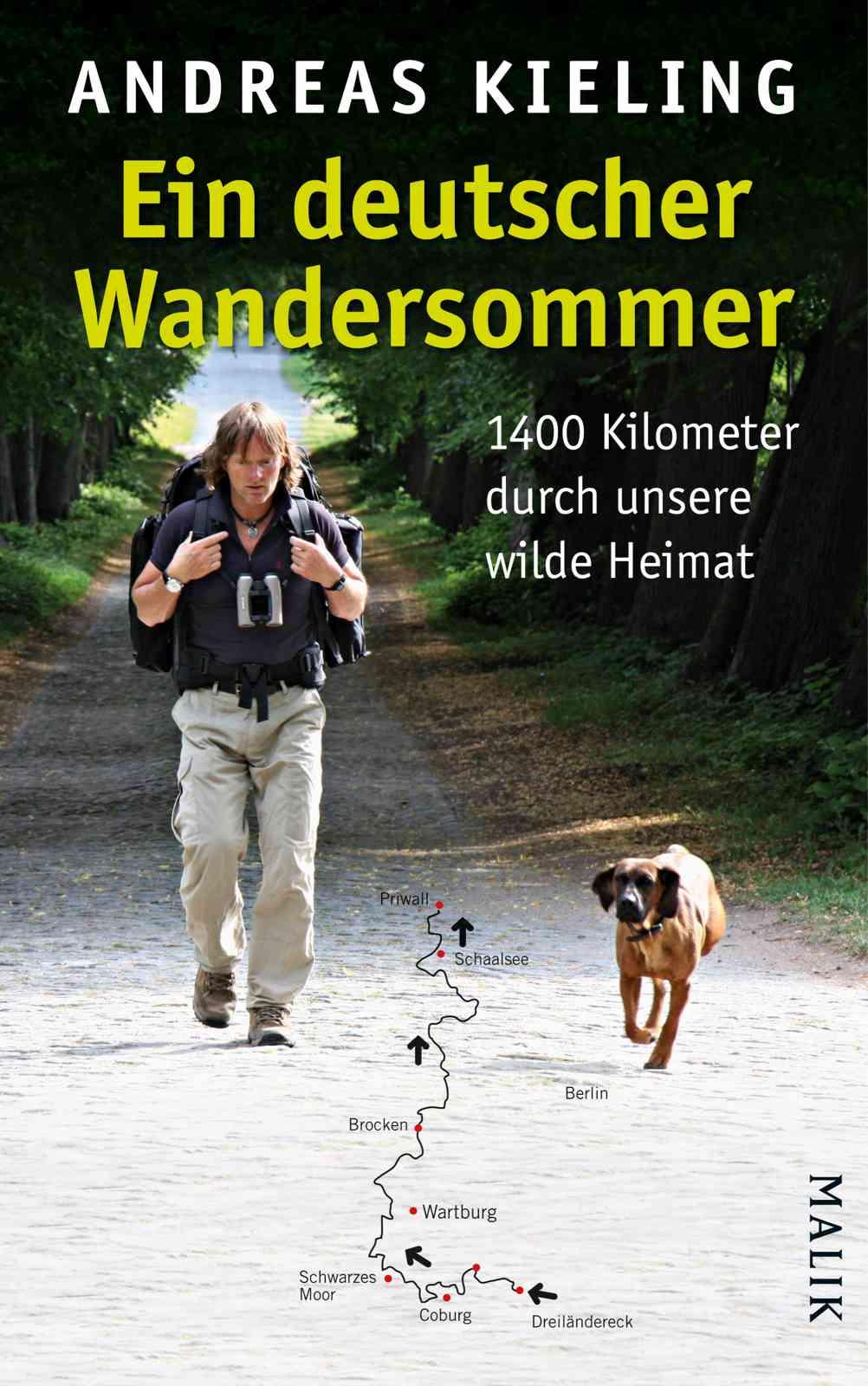 Kieling - Ein deutscher Wandersommer