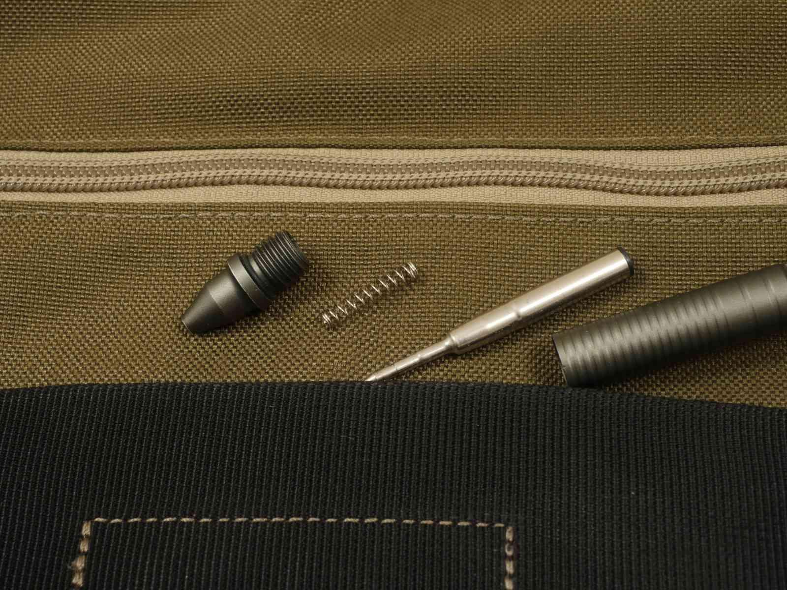 Böker Plus Tactical Pen CID cal.45 - Mine ist eine Sondergröße