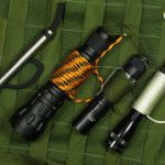 Der Koppo Wrap für die Taschenlampe