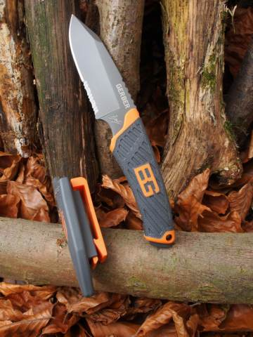 Gerber Bear Grylls Compact Fixed Blade 02