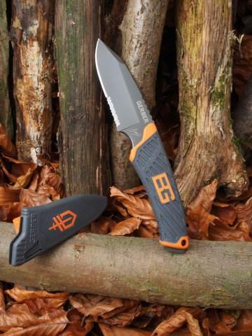 Gerber Bear Grylls Compact Fixed Blade 01