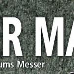 Messer Magazin 04/2013 ab Ende dieser Woche am Kiosk!