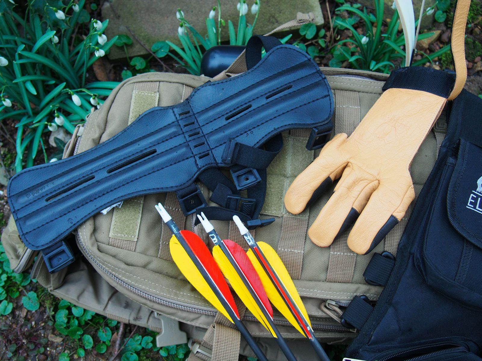 Der Einstieg ins Bogenschießen - Schutzausrüstung