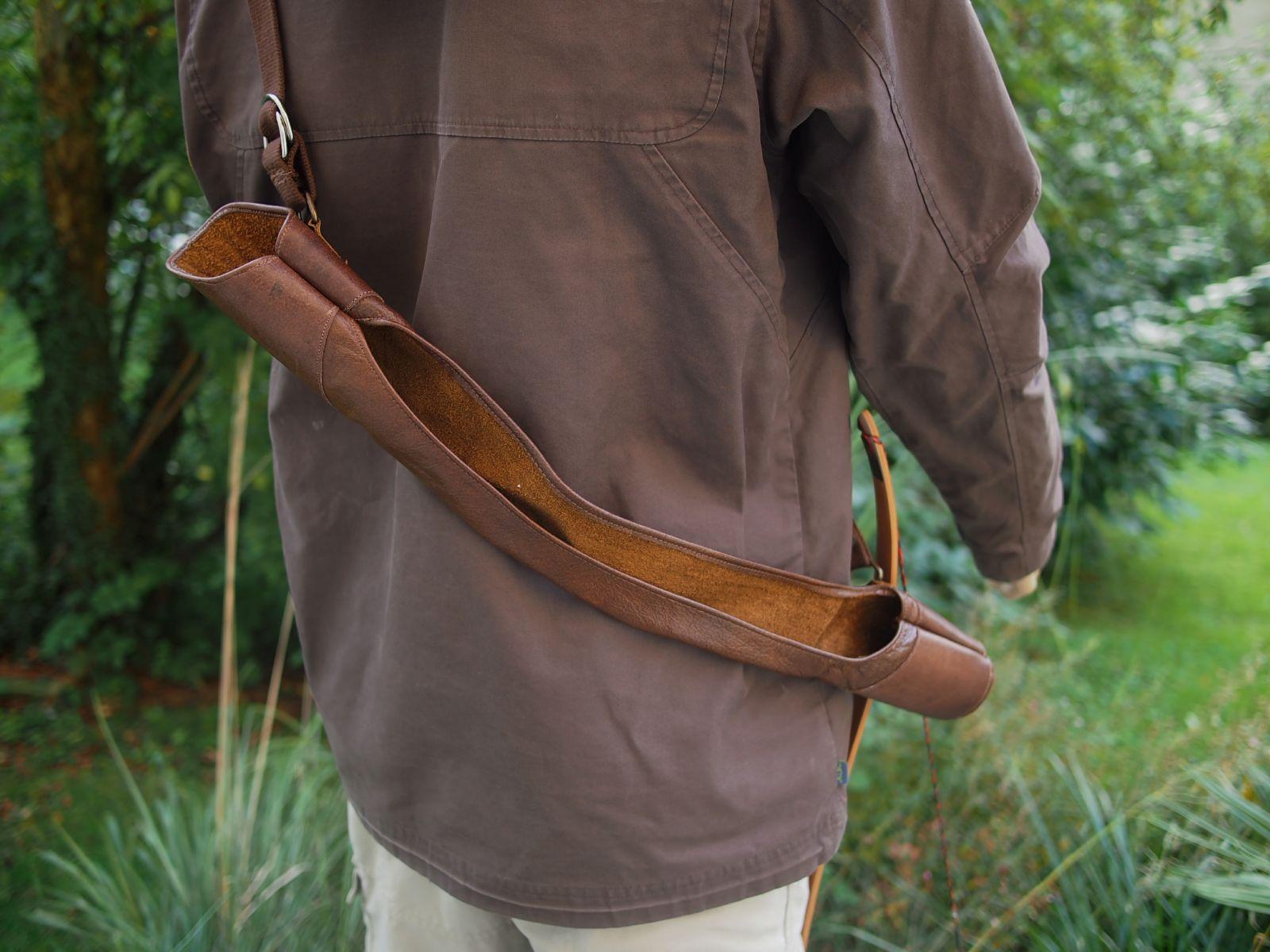 Upshot Archery Sidedraw Quiver - Ohne Pfeile