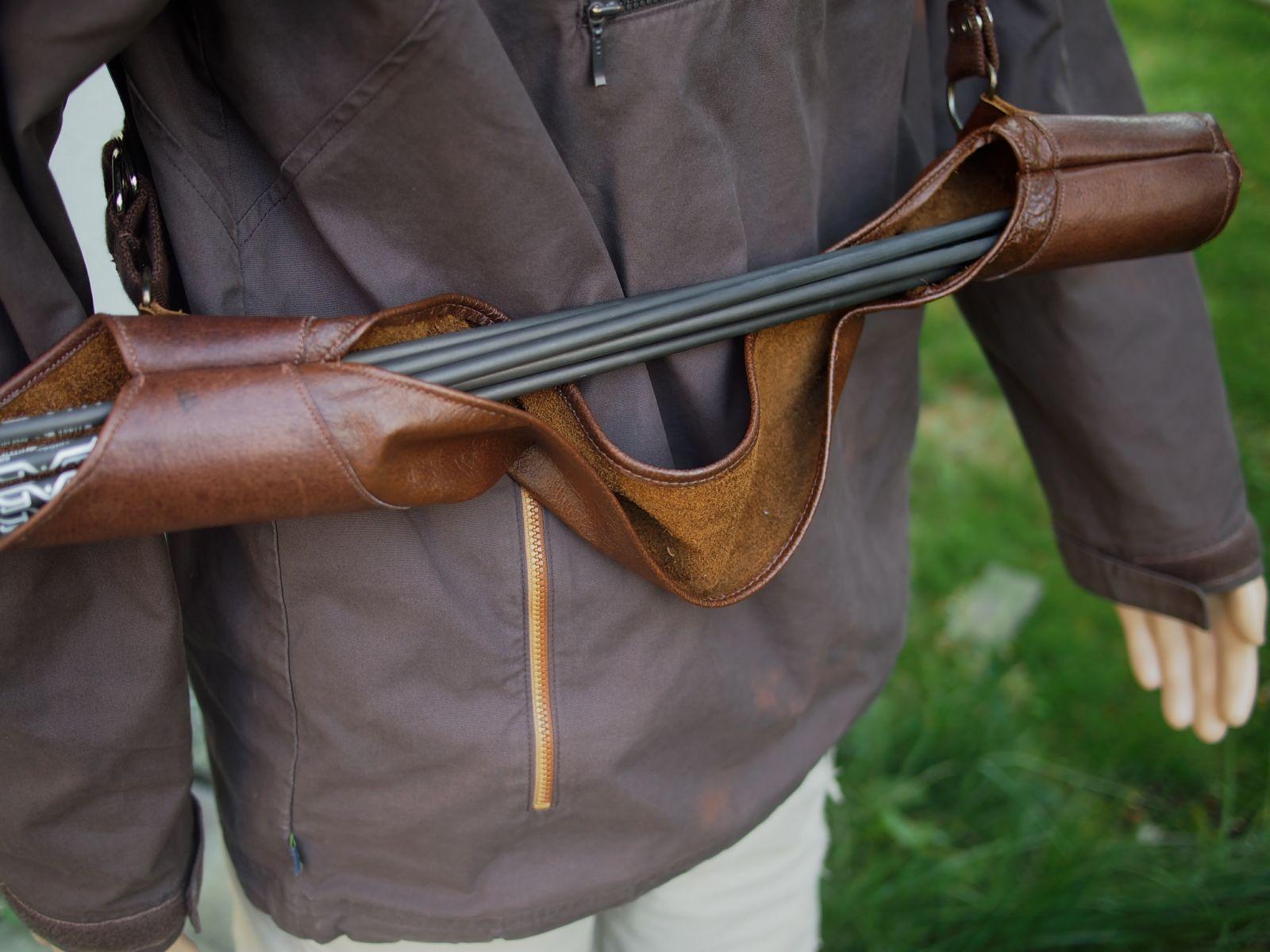 Upshot Archery Sidedraw Quiver - Nicht ganz optimal