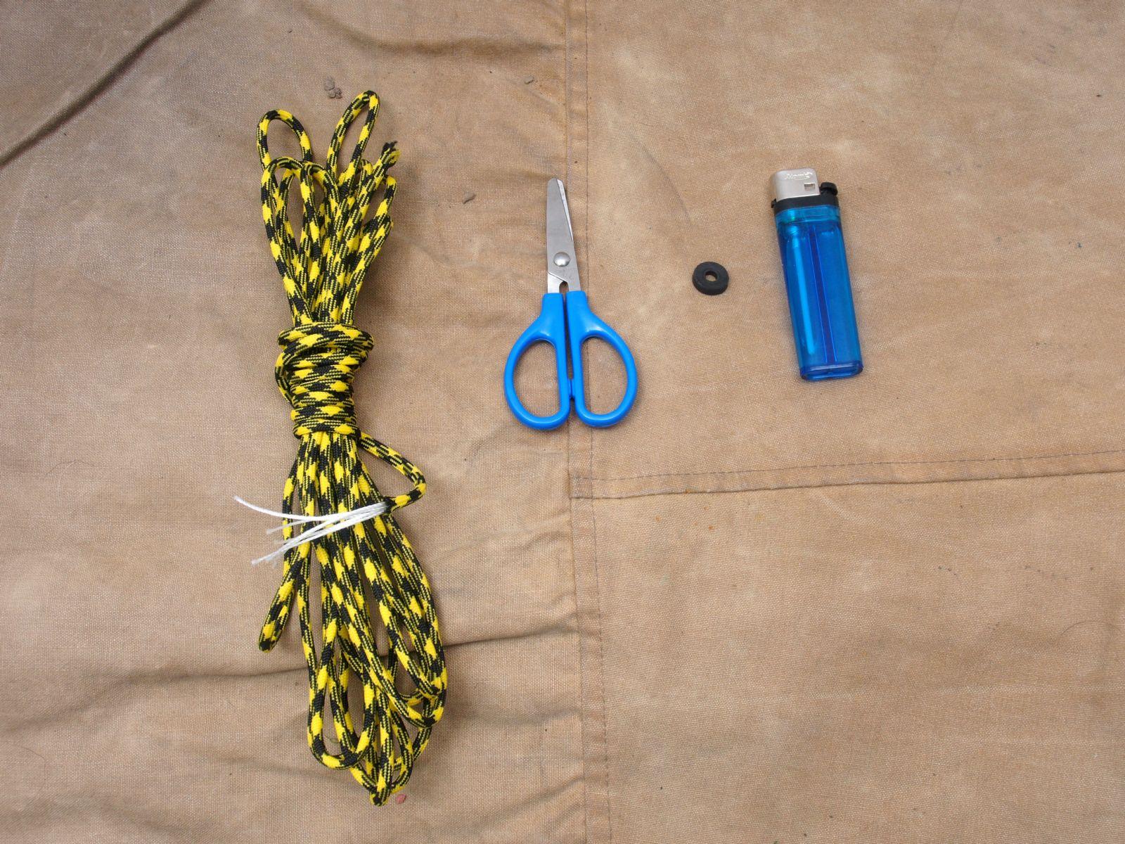 DIY Einfacher Bogenhalter - Das brauchst Du
