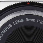 Olympus Body Lens Cap 9mm 1:8,0