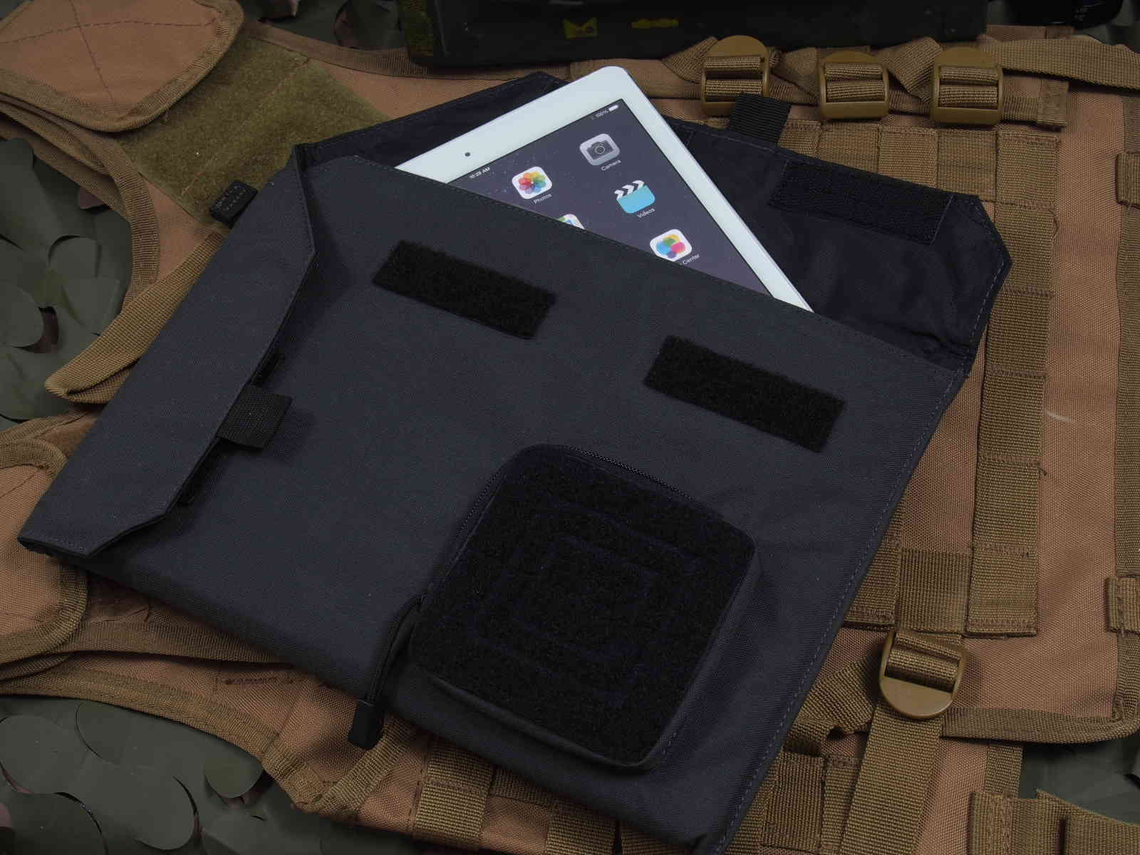 5.11Tactical Tablet Carrier mit iPad