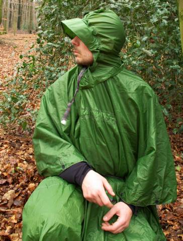 Exped Bivy Poncho Extreme 06