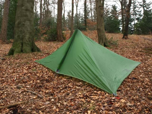 Vaude Wing Tarp UL - Ein Zelt?
