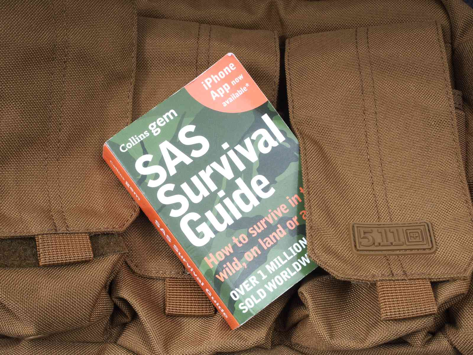 "John ""Lofty"" Wiseman - SAS Survival Guide"