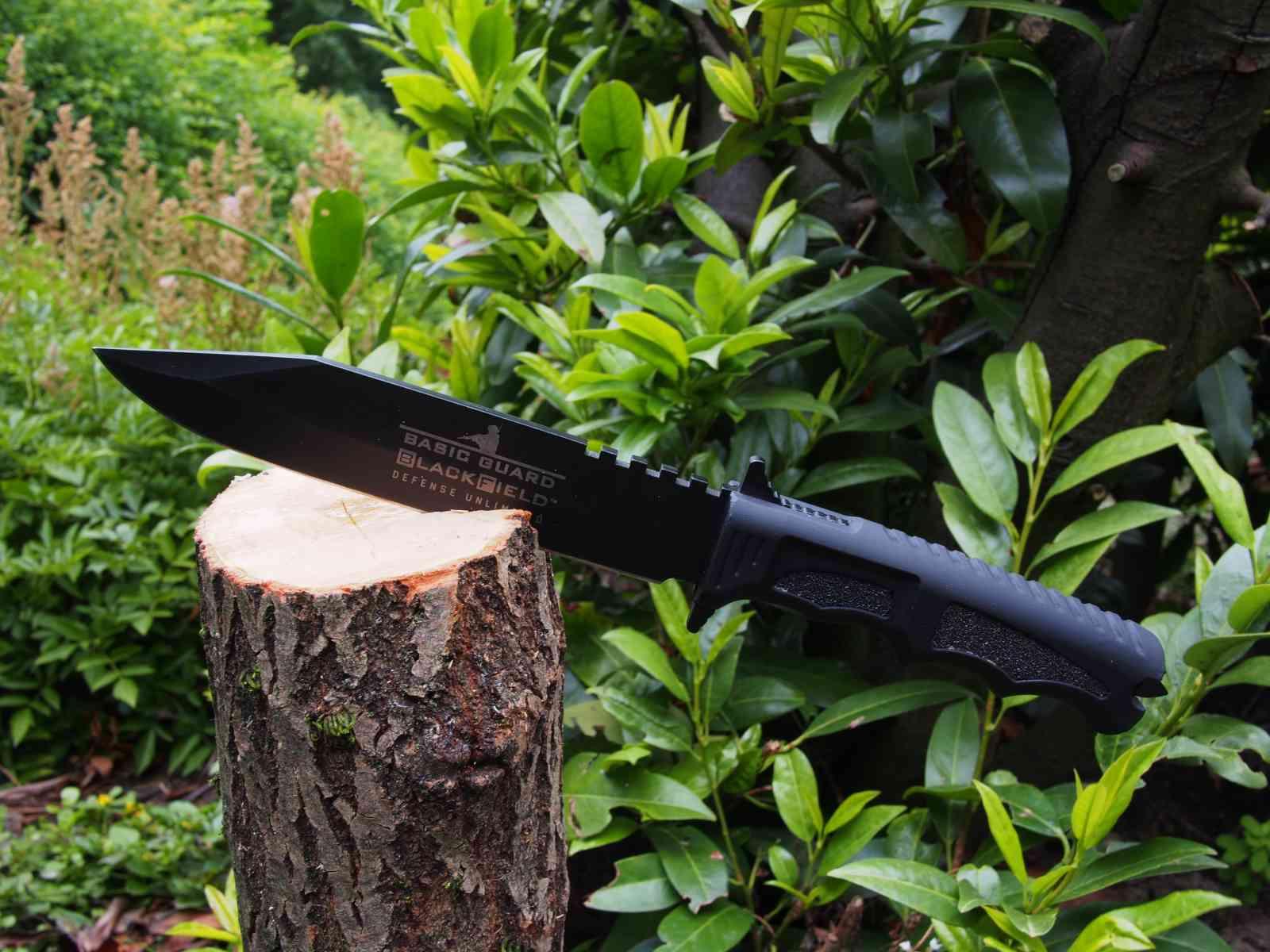 Blackfield Basic Guard - für grobe Holzarbeiten