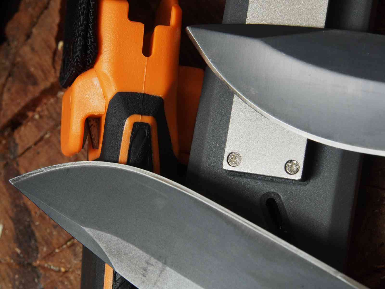 Gerber Bear Grylls Ultimate - Messerschärfer