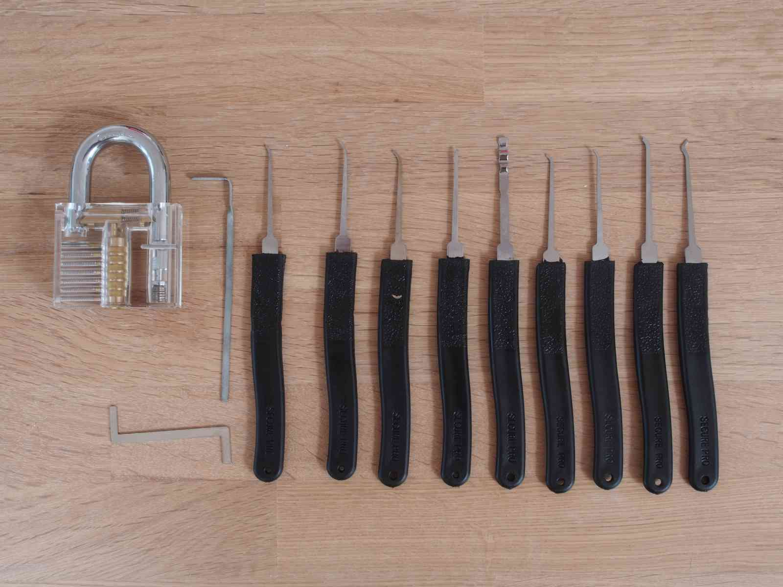 Lockpicking-Set