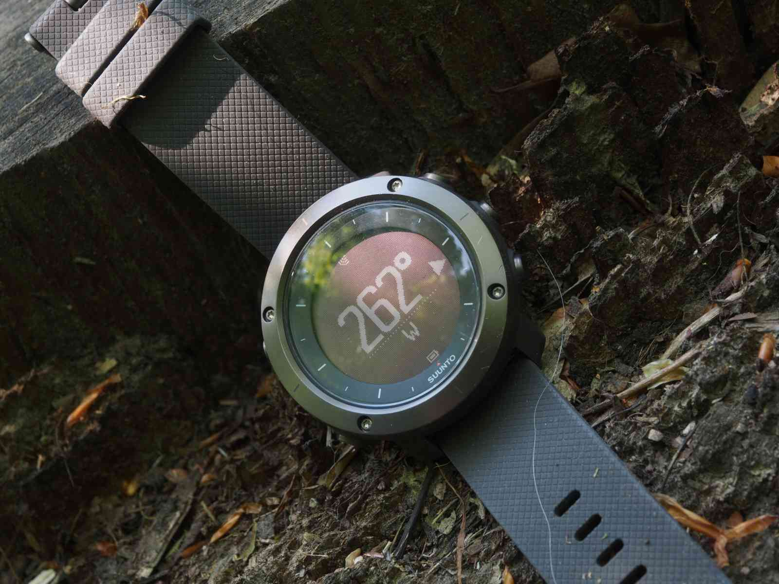 Suunto Traverse - Kompass