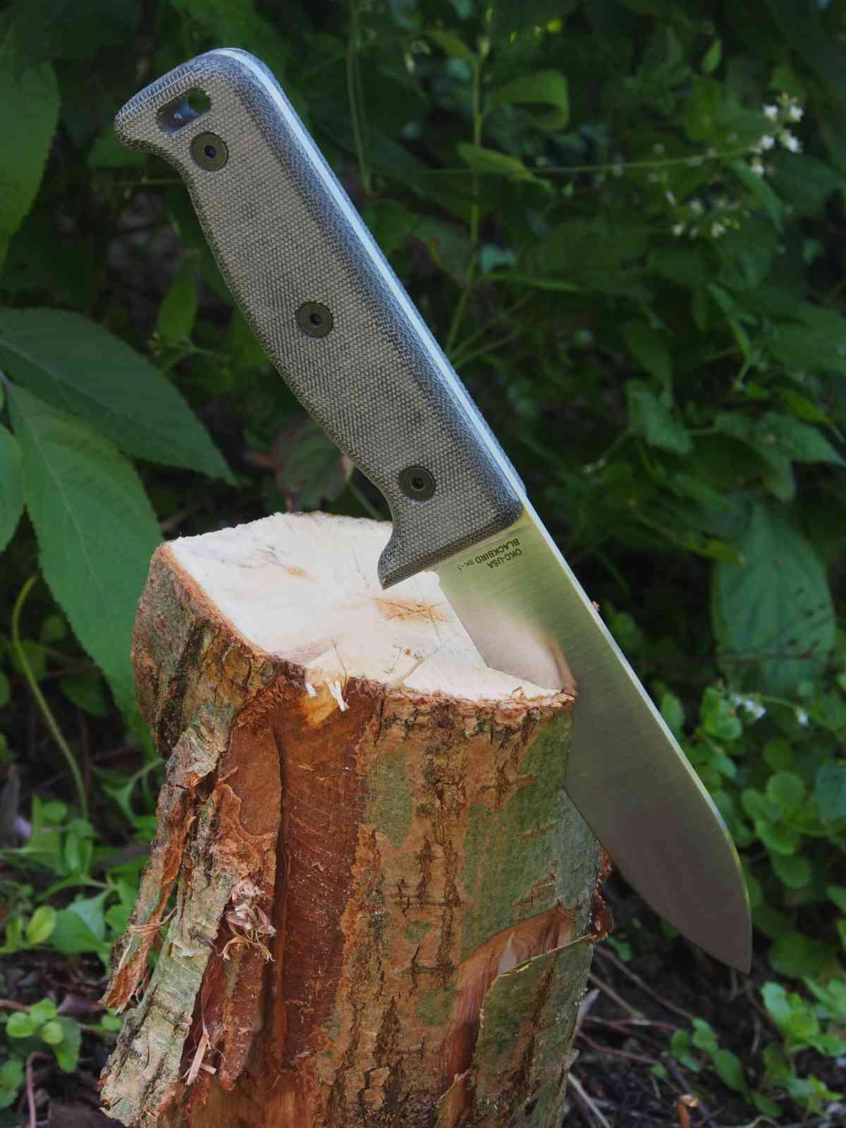 Ontario SK-5 Blackbird im Holz