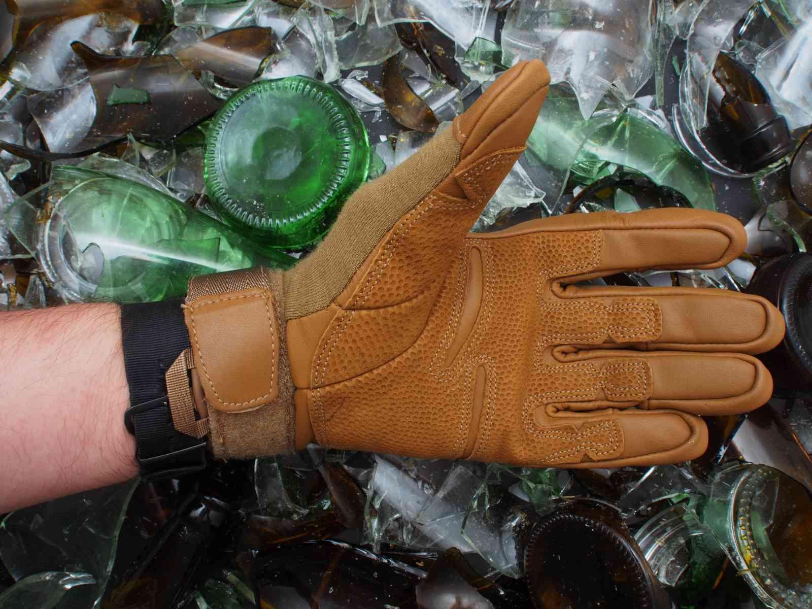 Blackhawk Solag Nomex Glove - Handfläche