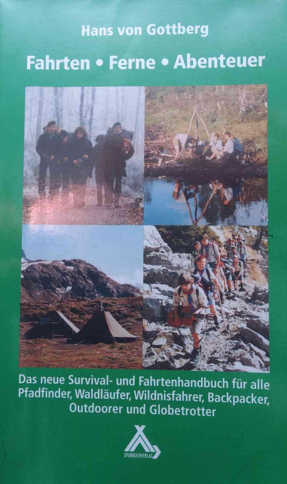 Hans von Gottberg - Fahrten-Ferne-Abenteuer