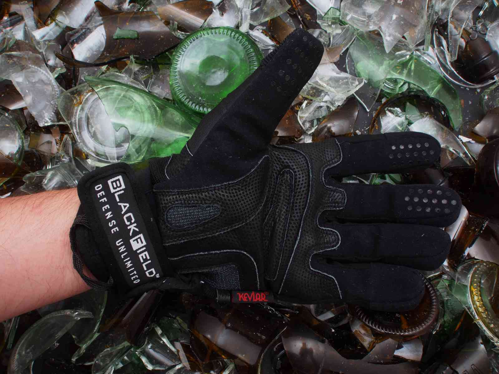 Blackfield Protector - Handinnenseite
