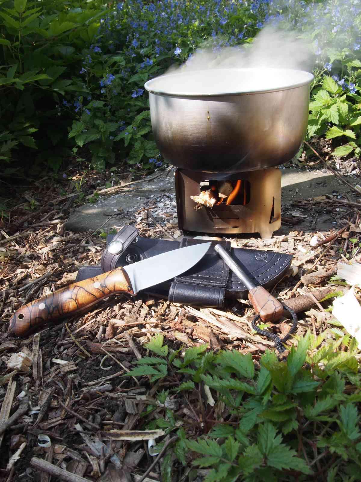 BorealisFIRE - Das Feuer brennt