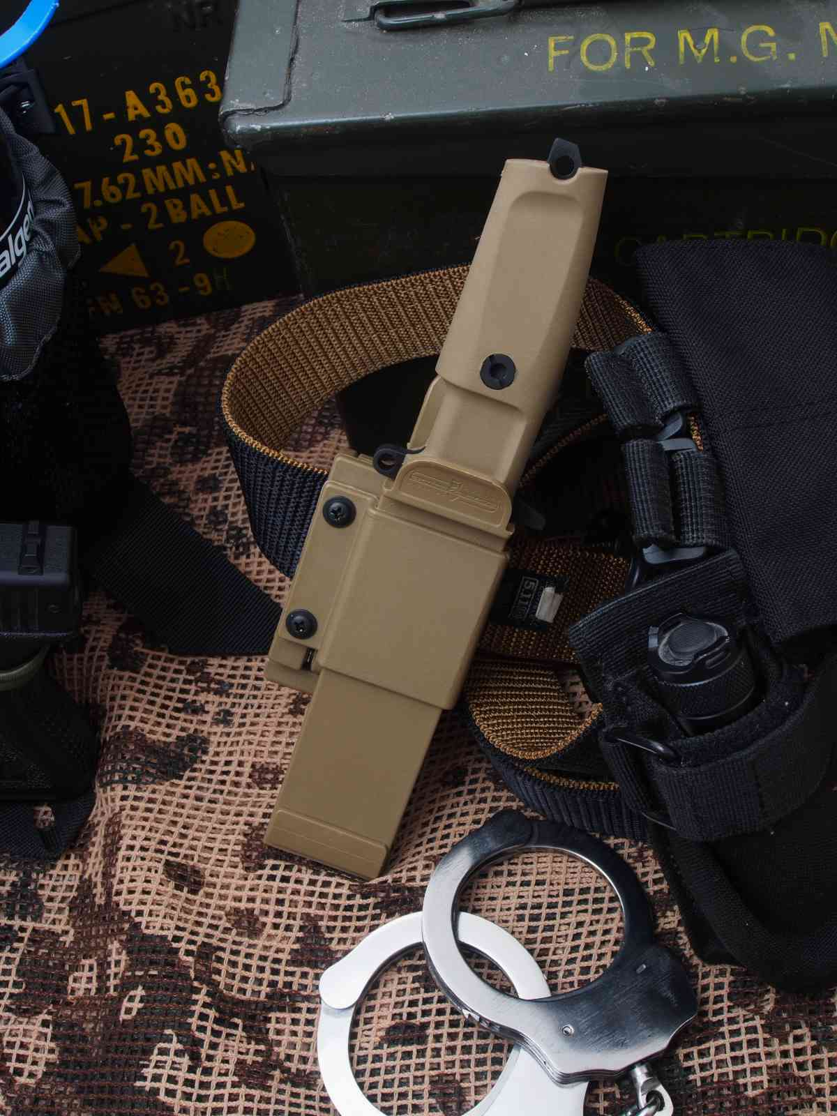 extrema Ratio Col Moschin Compact Desert Warfare 3