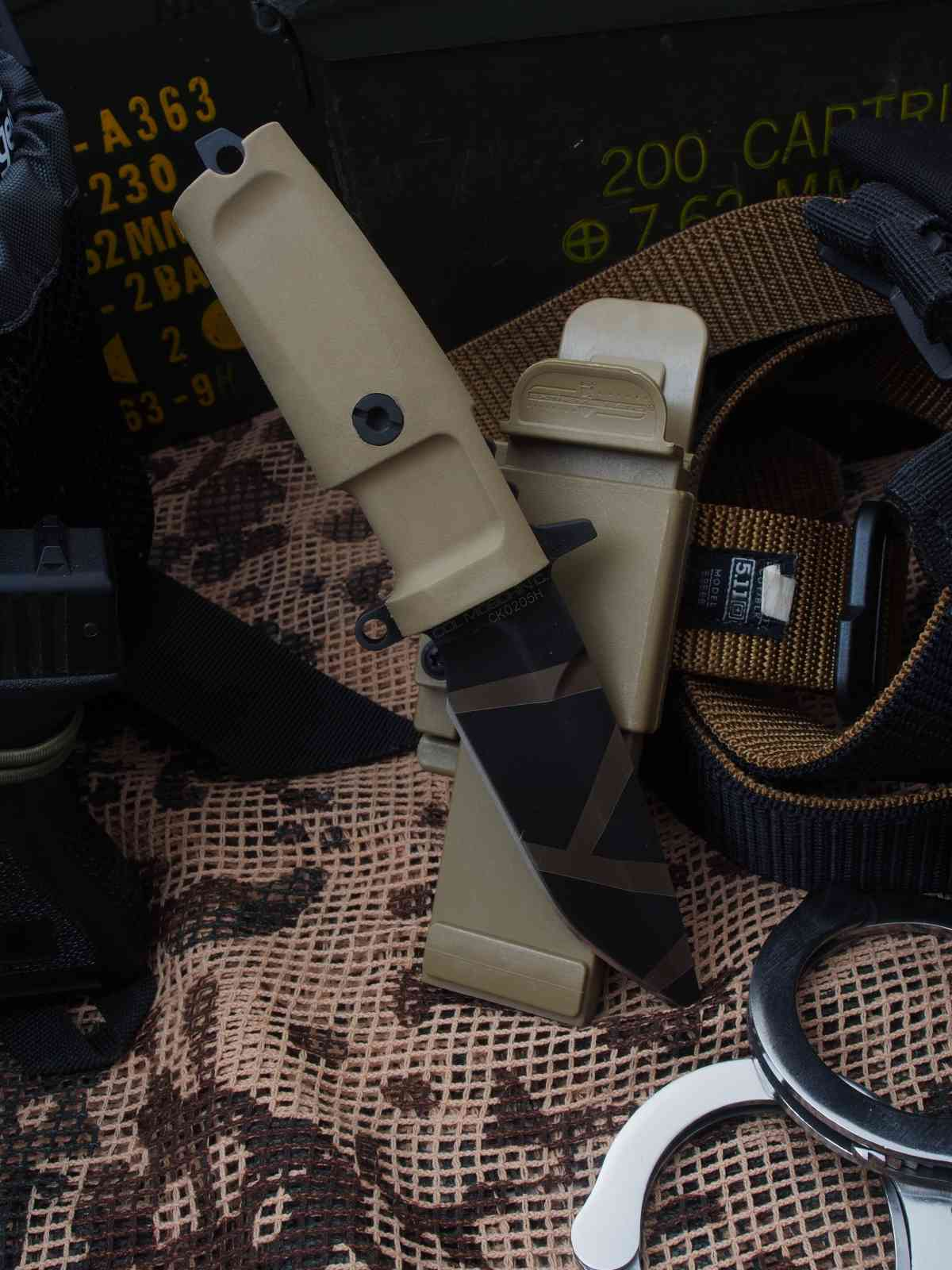 Extrema Ratio Col Moschin Compact Desert Warfare 6