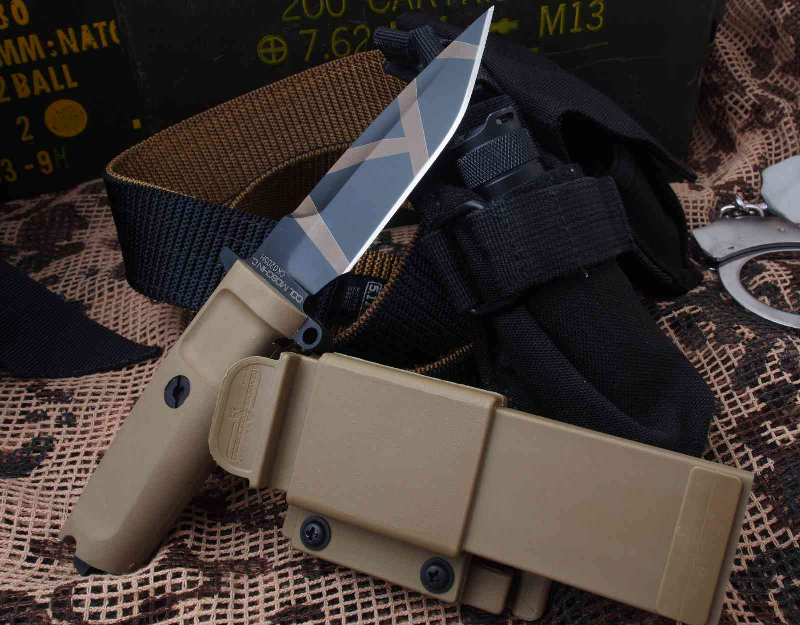 Extrema Ratio Col Moschin Compact Desert Warfare 1