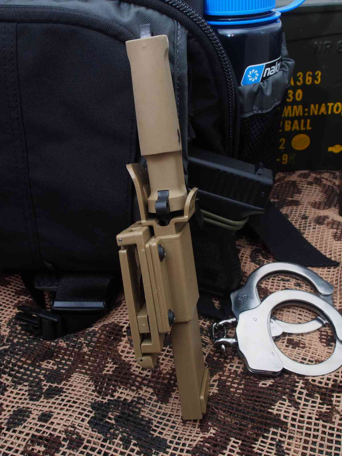 Extrema Ratio Col Moschin Compact Desert Warfare 5