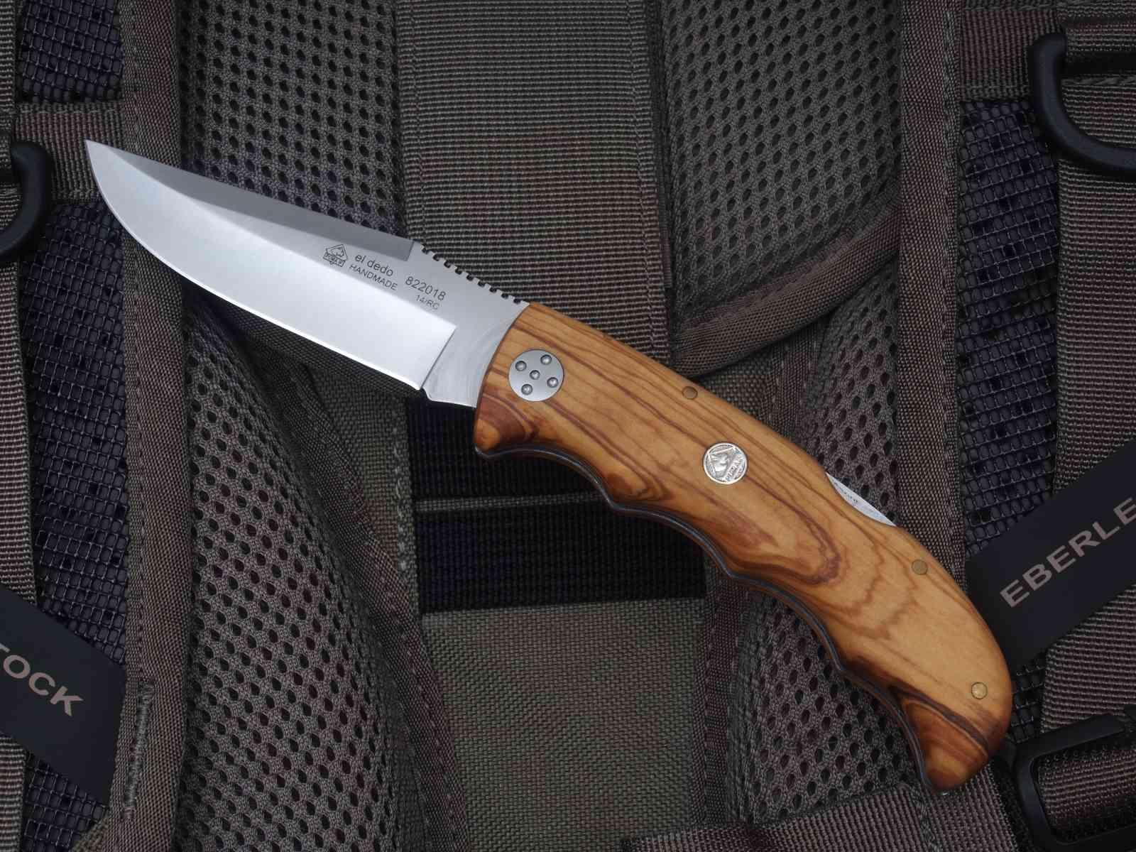 PUMA IP El Dedo - Schmuckes Messer