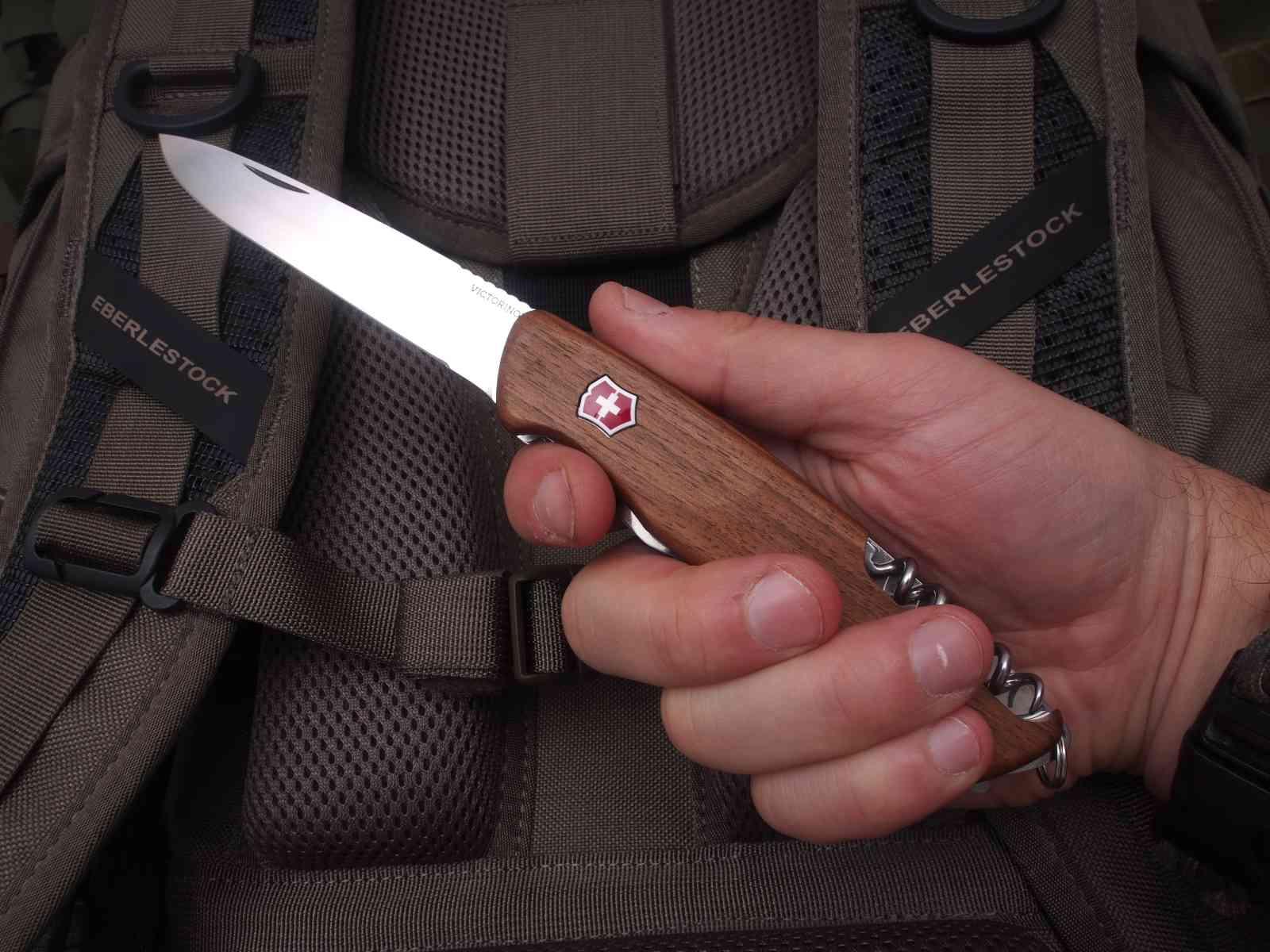 Victorinox Ranger Wood 55