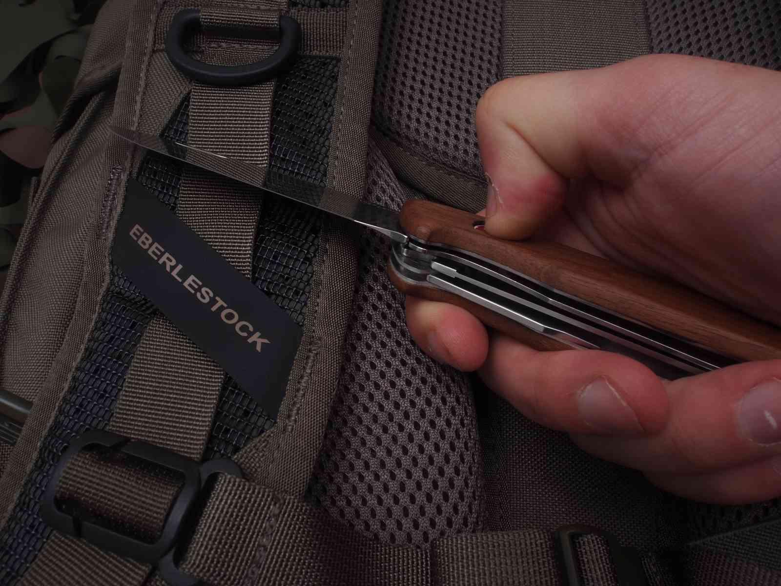 Victorinox Ranger Wood 55 - Verriegelung