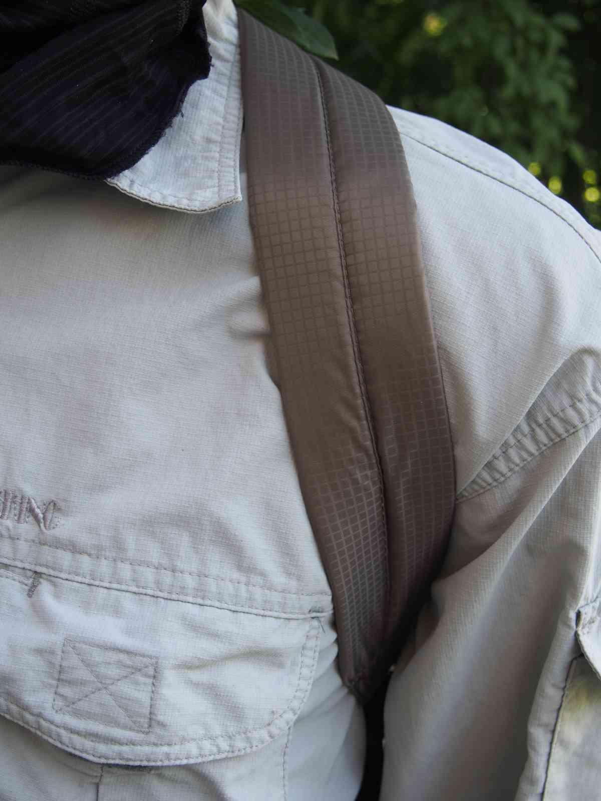Meru Light Pack - Breite, gepolsterte Schulterriemen