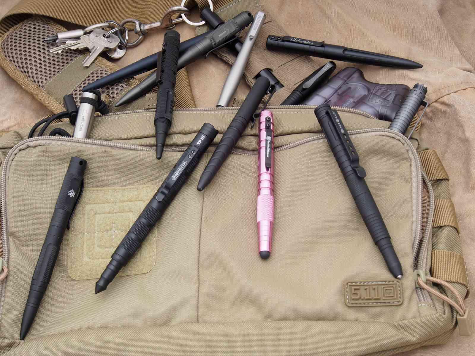 Tactical Pen 01