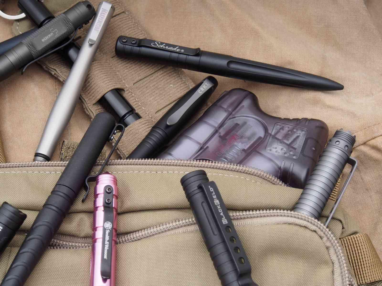 Tactical Pen 02