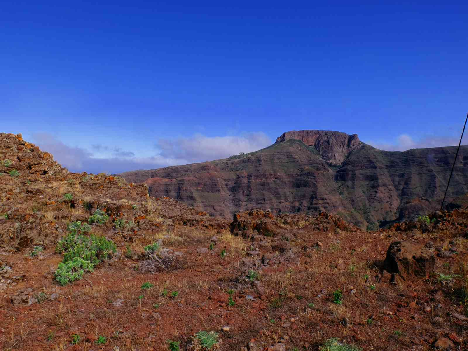 La Fortaleza - Der Tafelberg