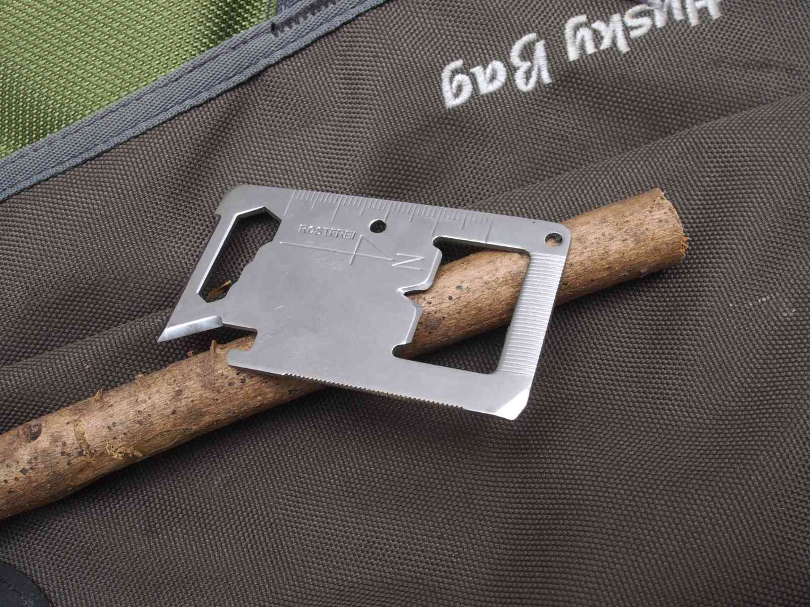 Mein Survival-Kit - Herbertz Campingtool