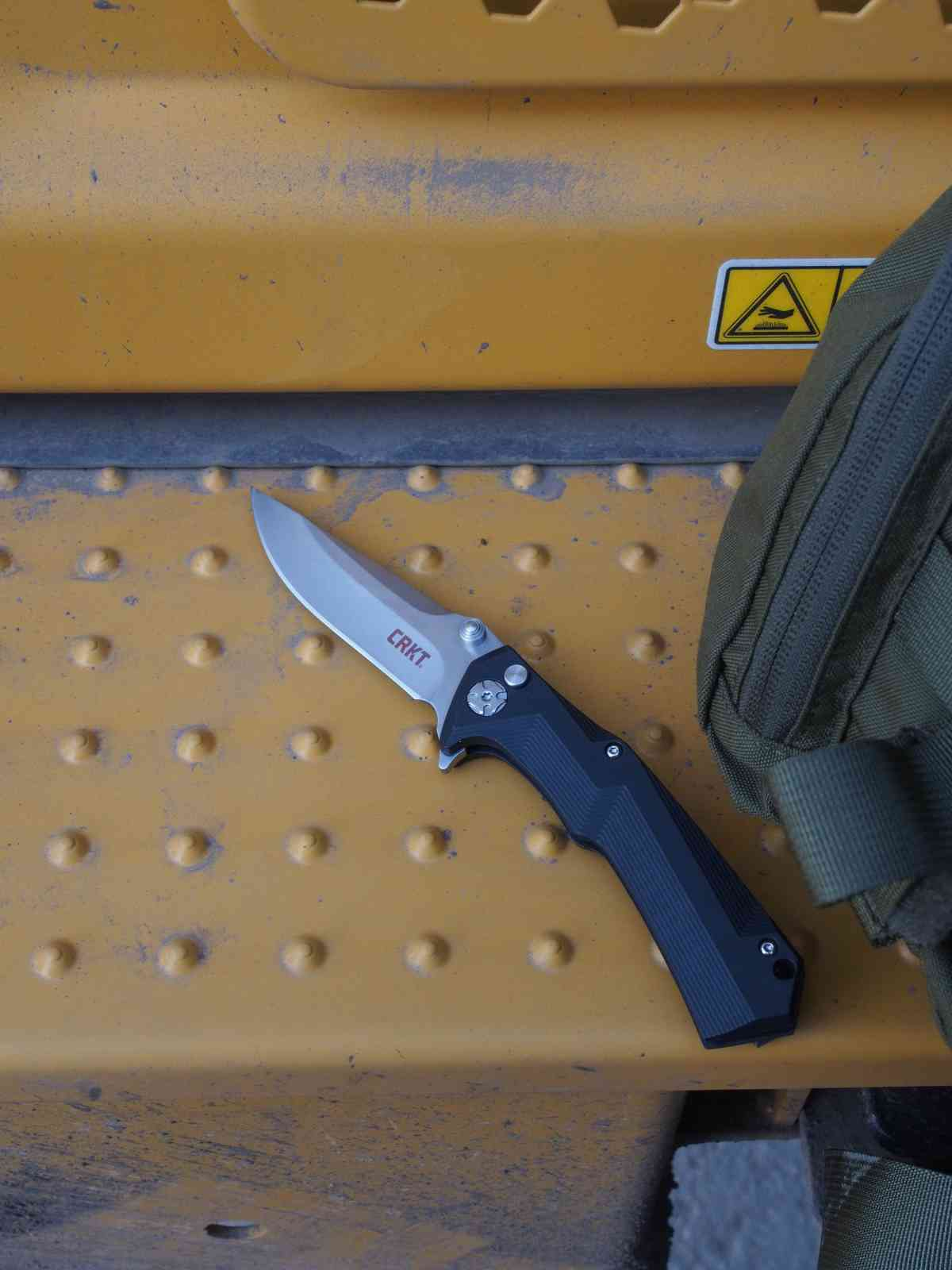 CRKT Tighe Tac Two - Schnelles EDC Messer