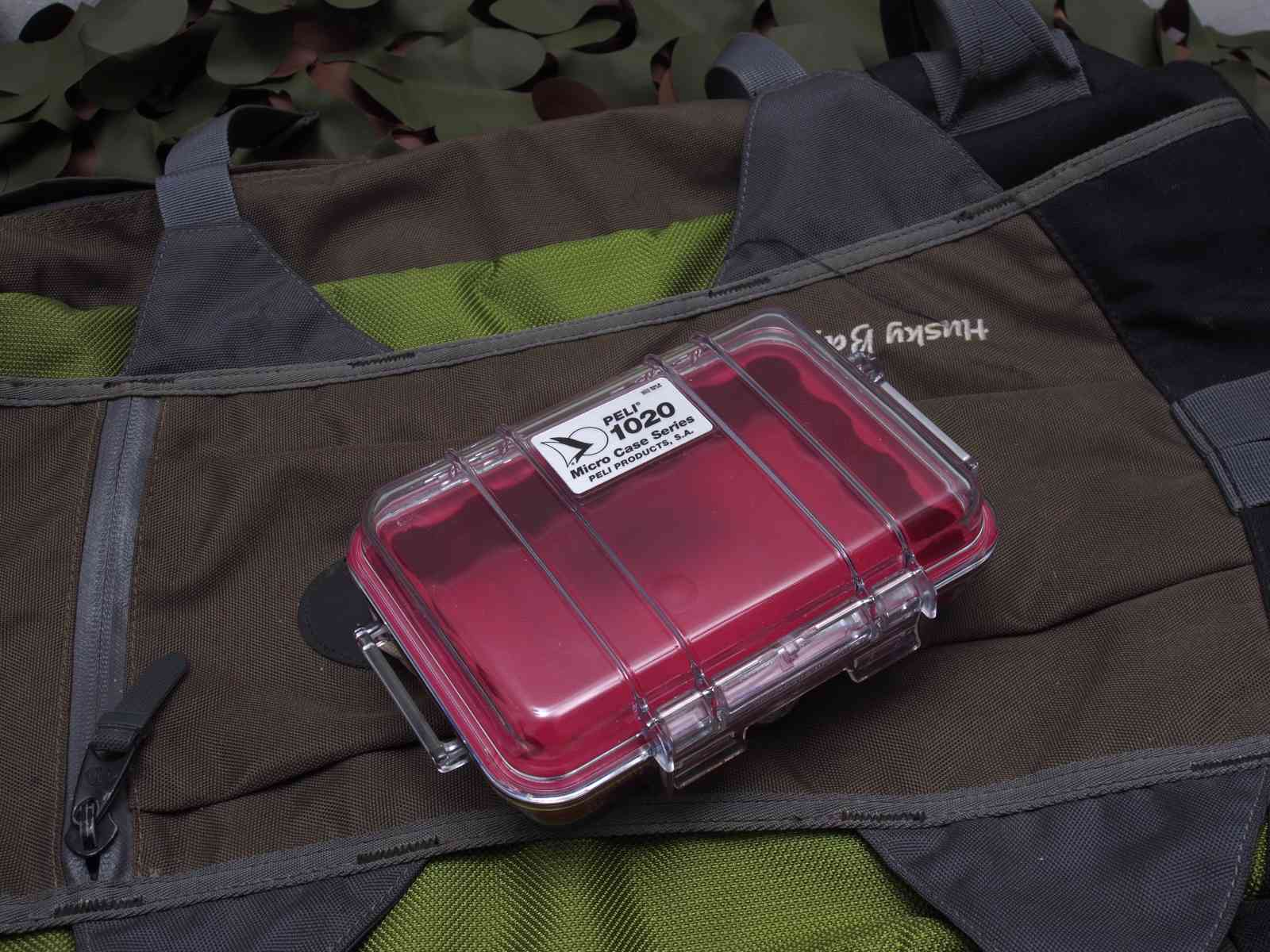 Mein Survival-Kit - Peli Box 1020