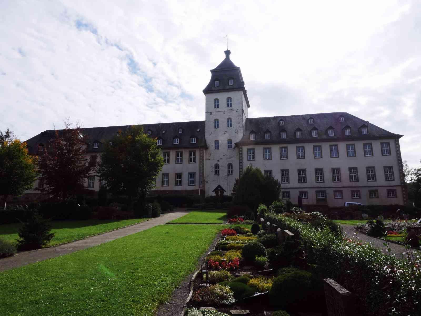 Auf den Wilzenberg - Kloster Grafschaft
