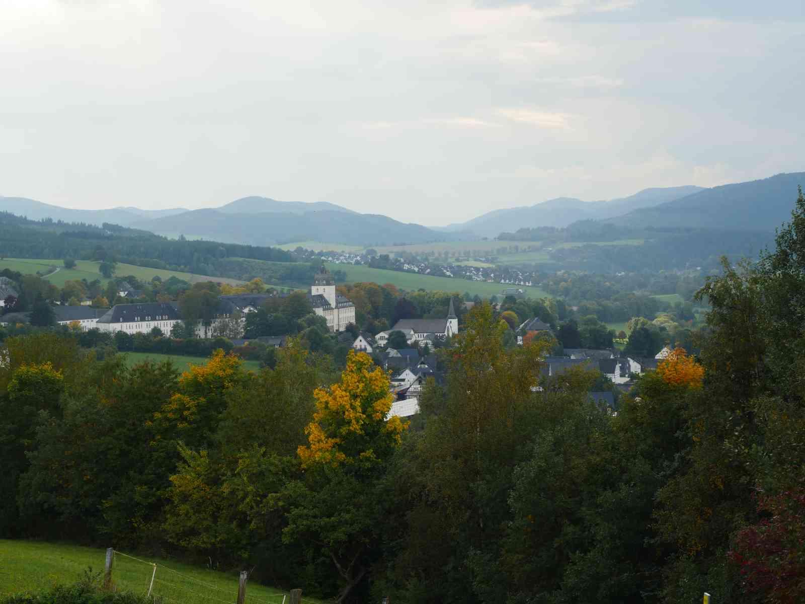 Auf den Wilzenberg - Grafschaft