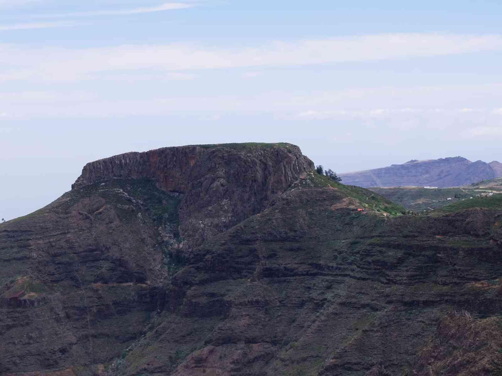 Inselrundfahrt La Gomera - La Fortaleza