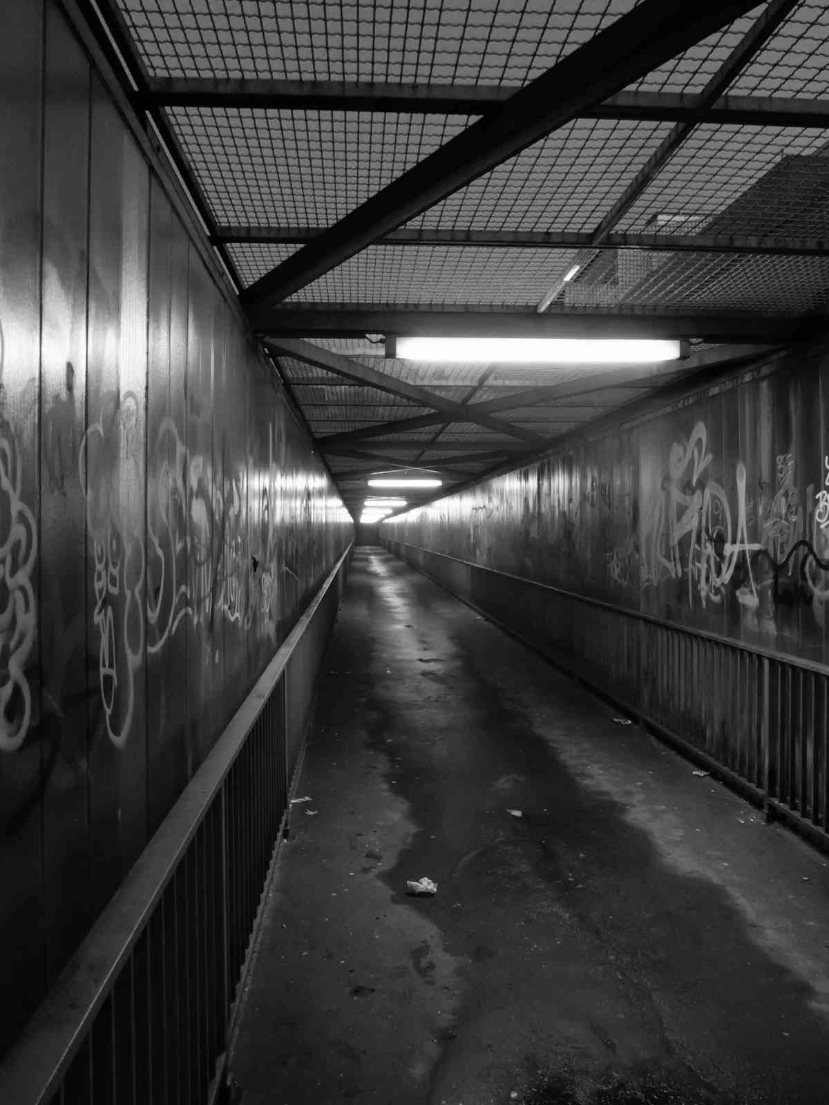 Tiergartentreppe - Gruselgang