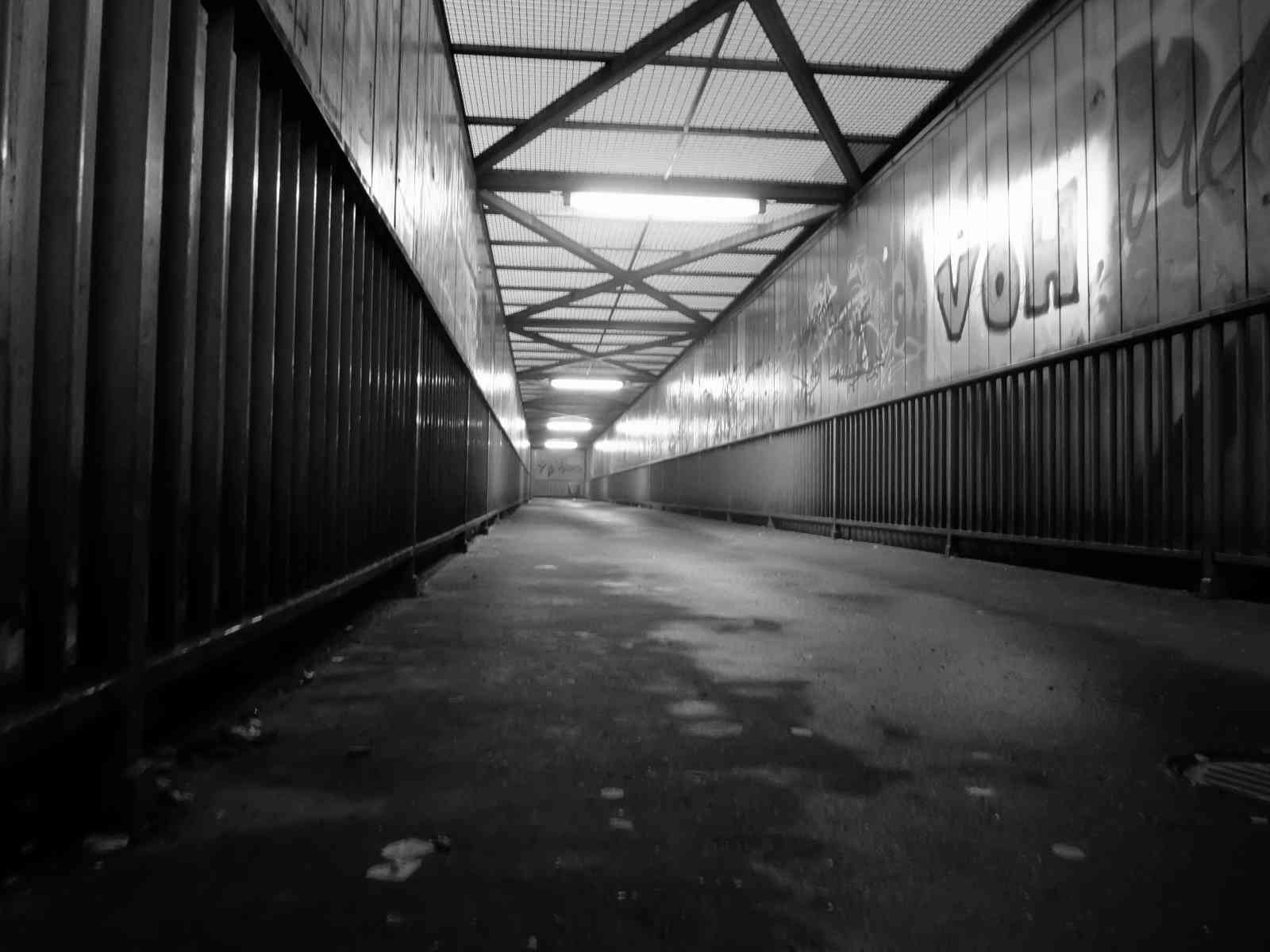 Tiergartentreppe - Das Ende ist nah