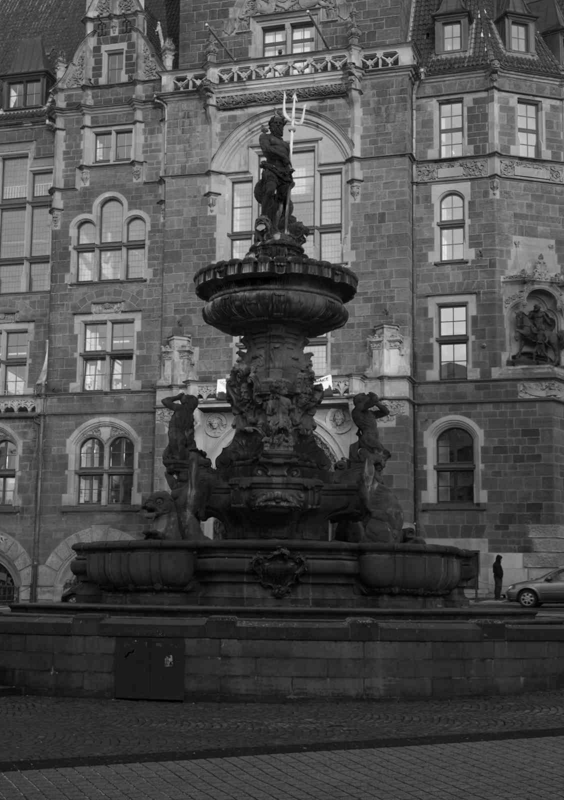 Neumarkt - Jubiläumsbrunnen