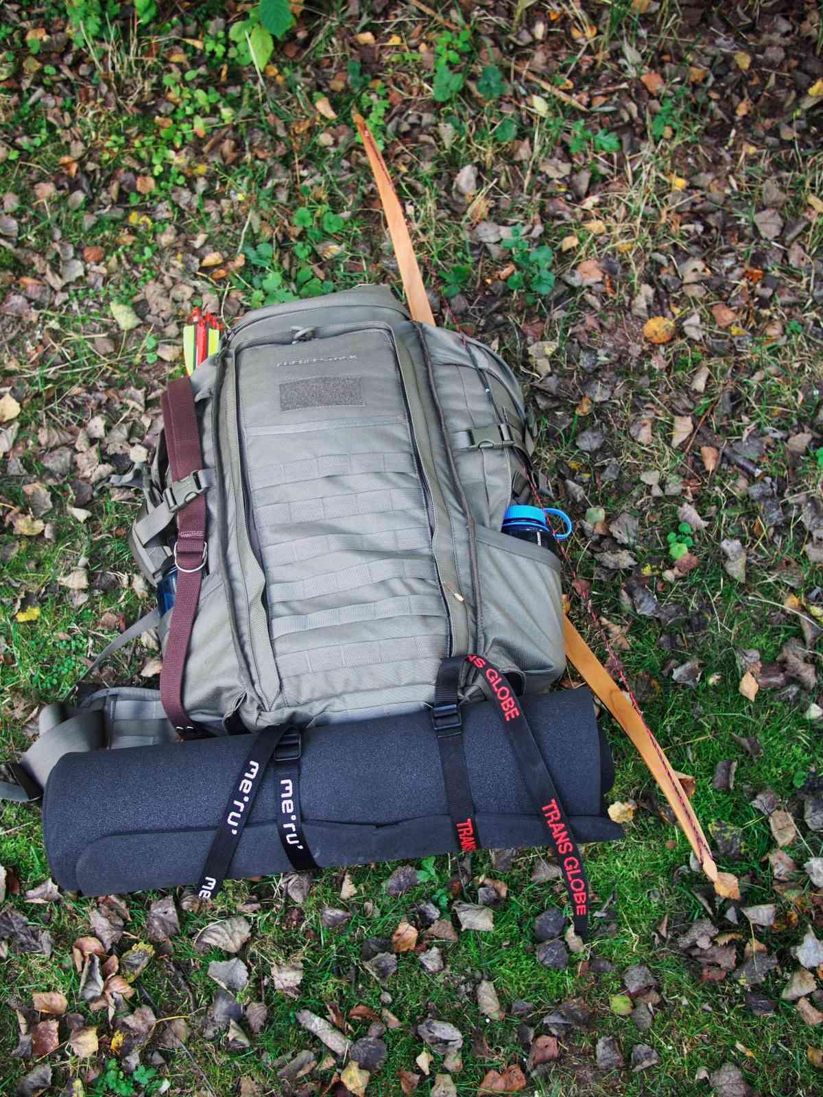 Eberlestock Halftrack - Voll gepackt