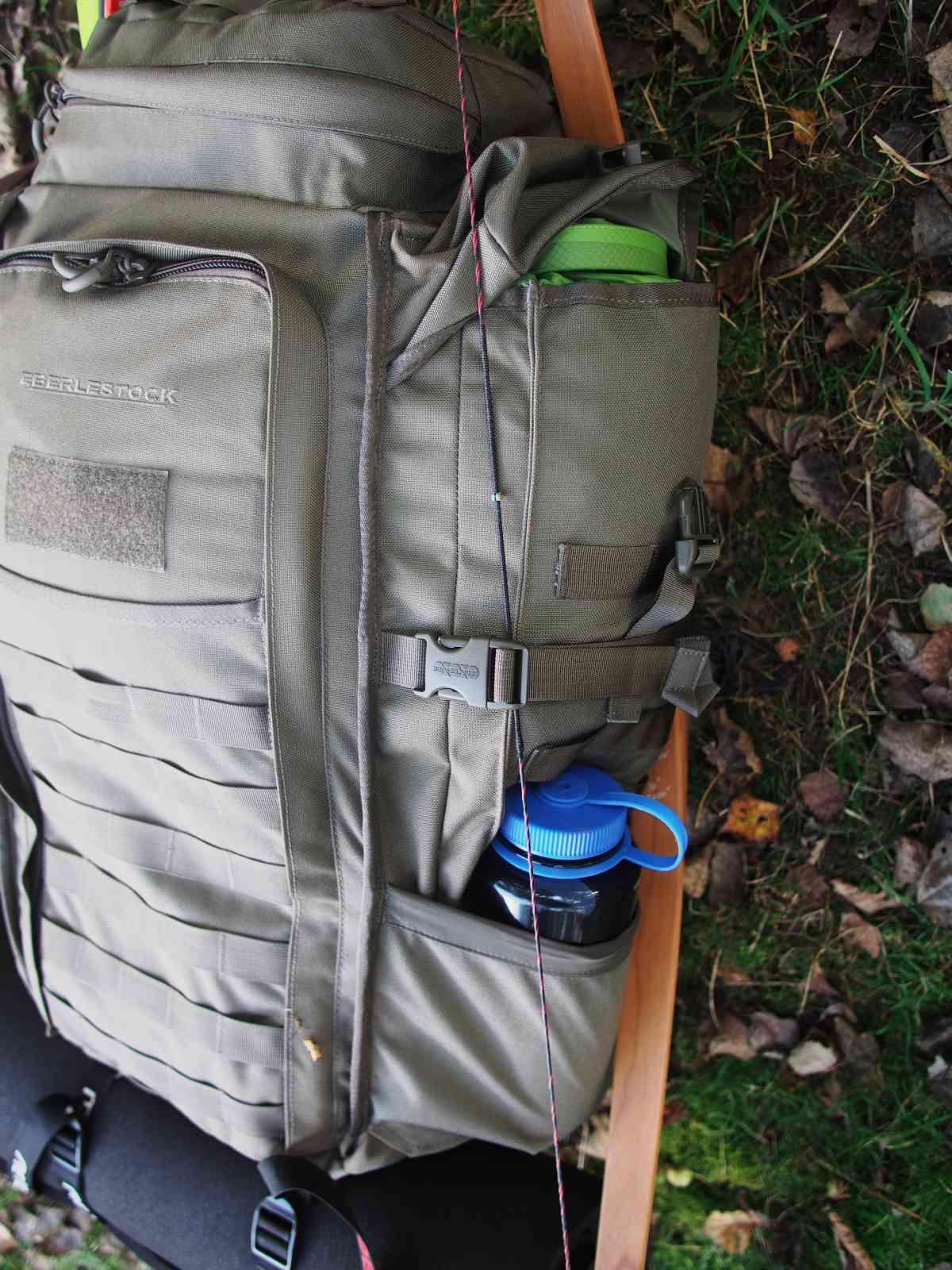 Eberlestock Halftrack - Voluminöse Seitentaschen