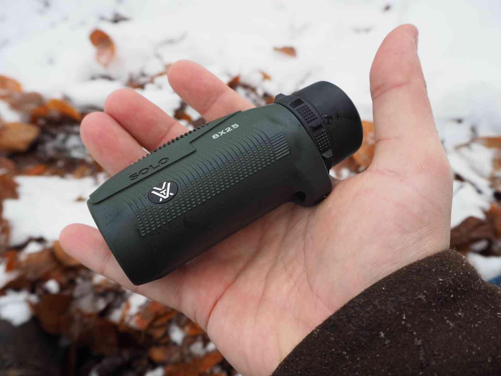 Vortex Solo 8x25 - Klein und handlich