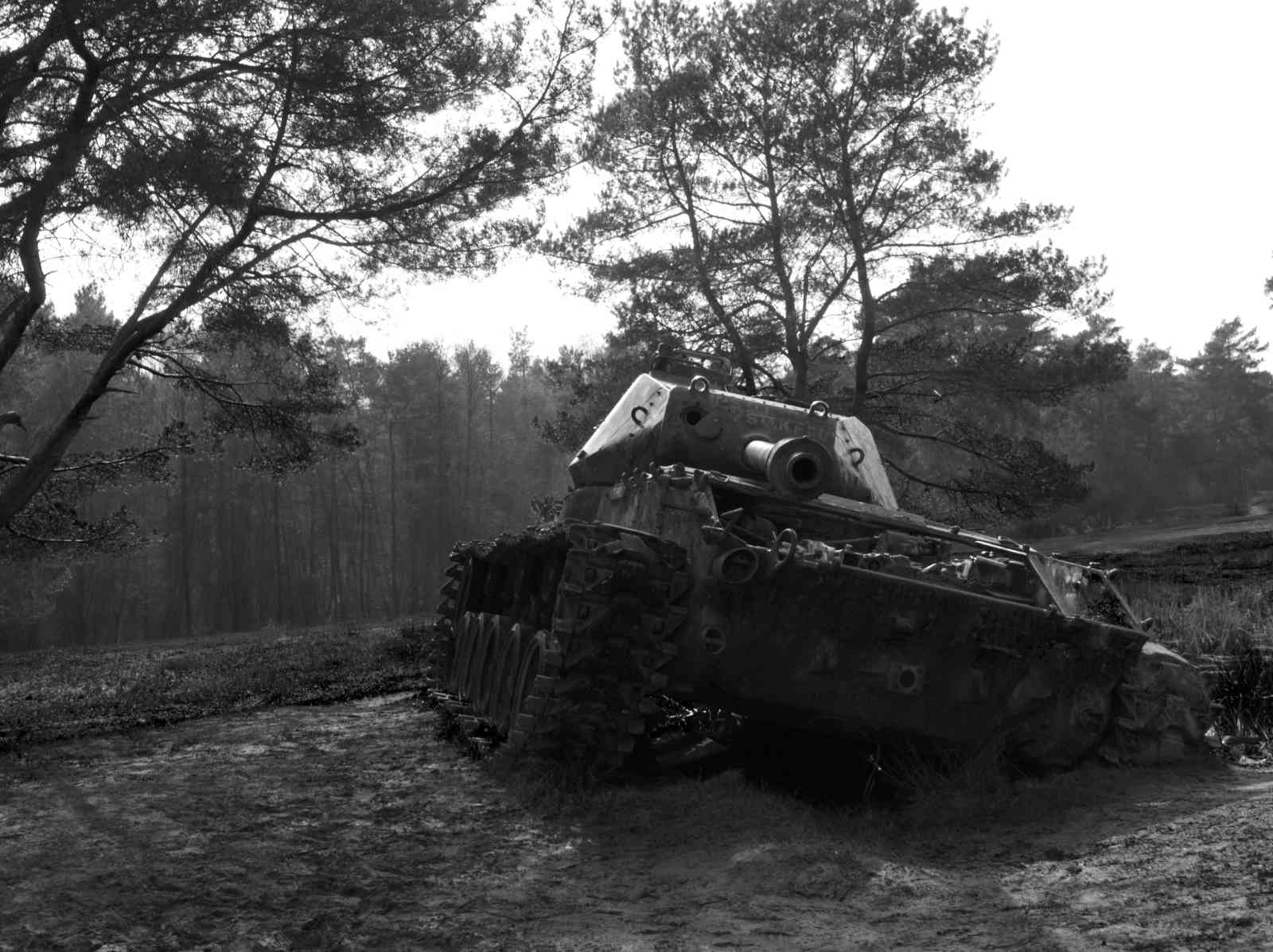 Panzer in Stolberg - Panzer 2