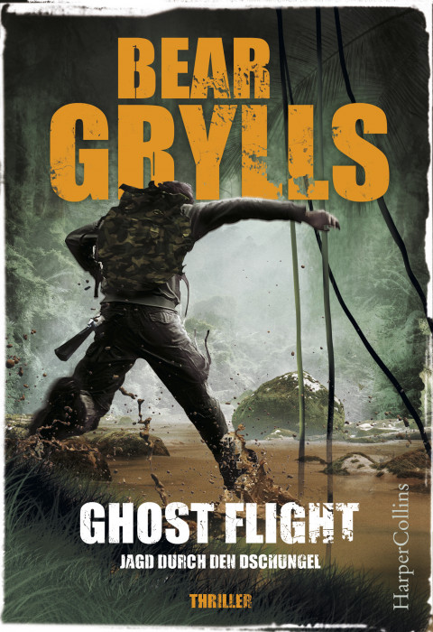 Bear Grylls - Ghost Flight