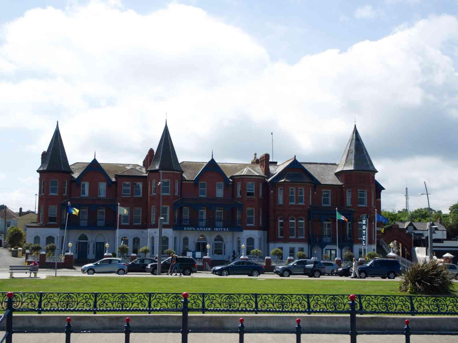 Irland - Esplanade Hotel, Bray